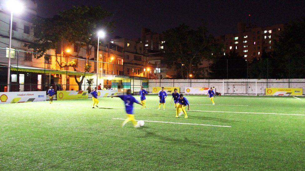 PaveGen's pitch in Morro da Mineira