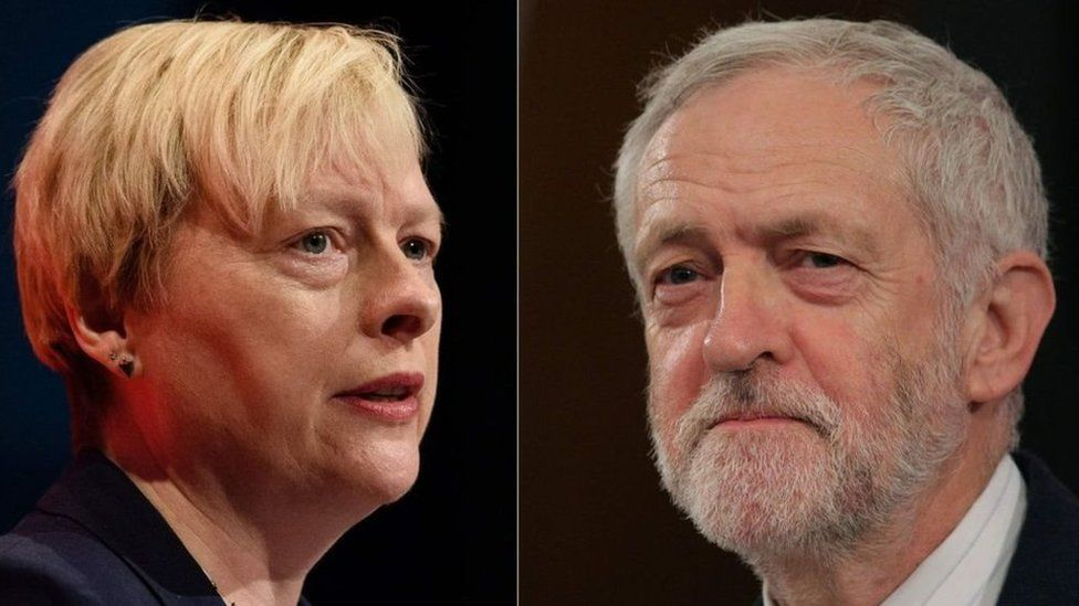 Eagle a Corbyn