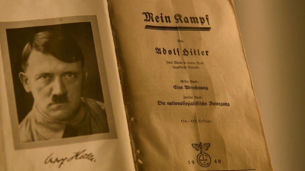 Mein Kampf autobiography