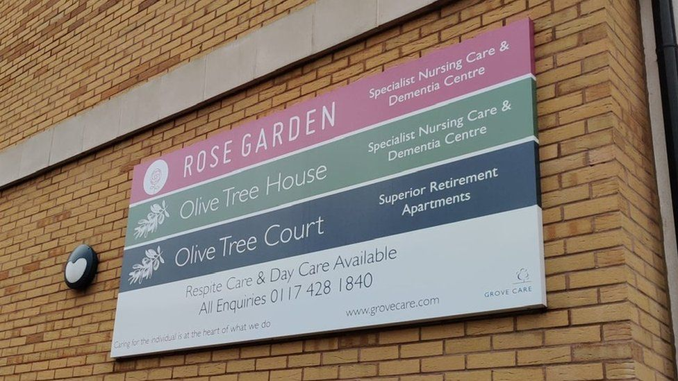 Olive Tree House, Patchway