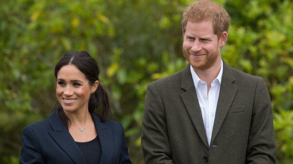 Duchess and Duke of Sussex
