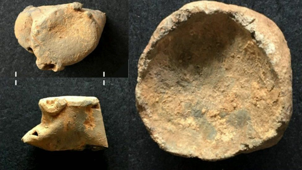 Battle of Worcester artefacts unearthed for first time