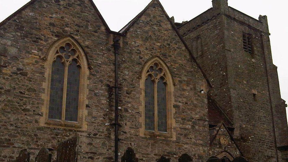 Eglwys Santes Fair