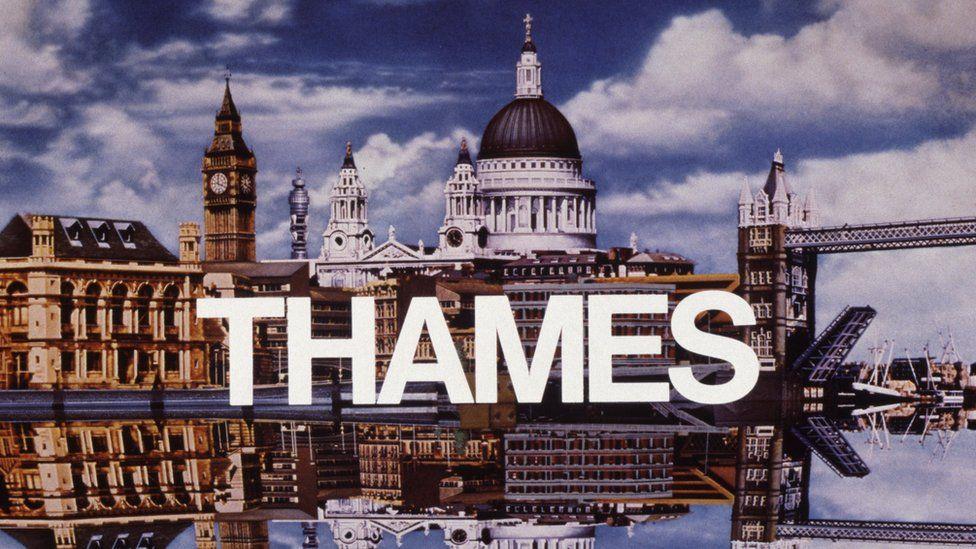 Screenshot of Thames TV logo