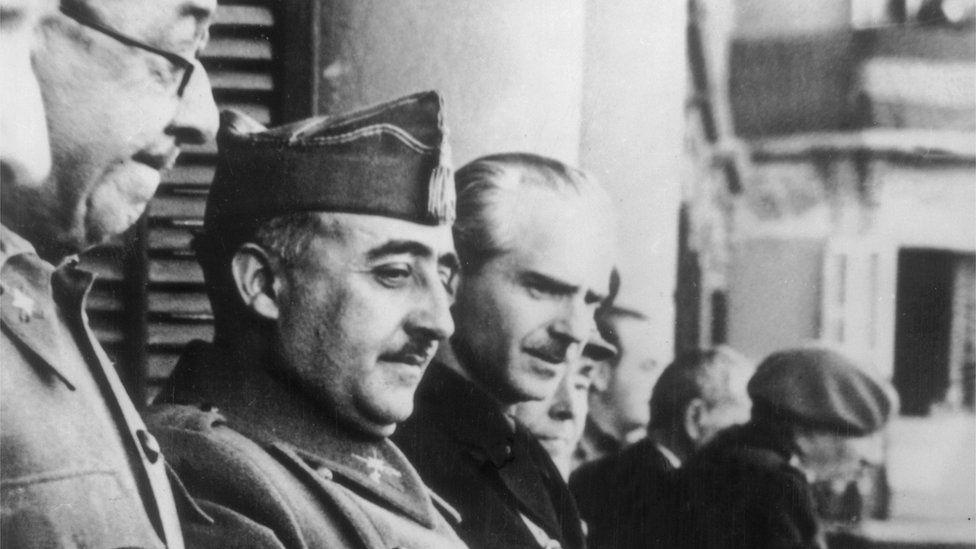 Gen Francisco Franco
