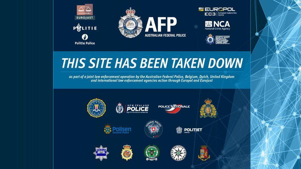 Spying tools website taken down after UK raids
