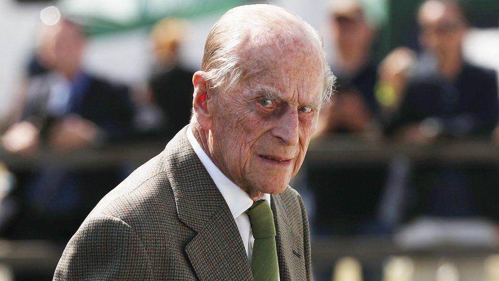 Duke of Edinburgh on 24 June 2018