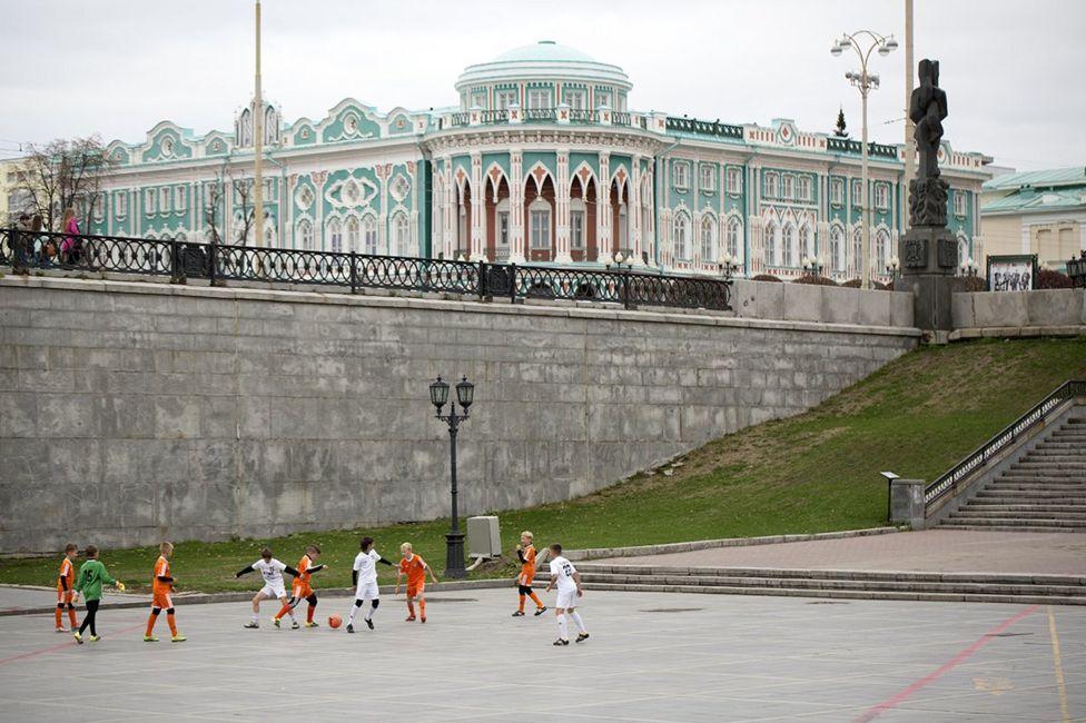 Ecaterimburgo