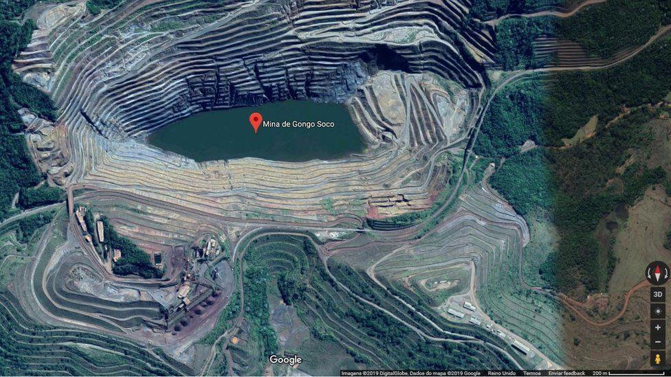 Barão de Cocais: após alerta, cidade mineira se prepara para possibilidade de ruptura de barragem