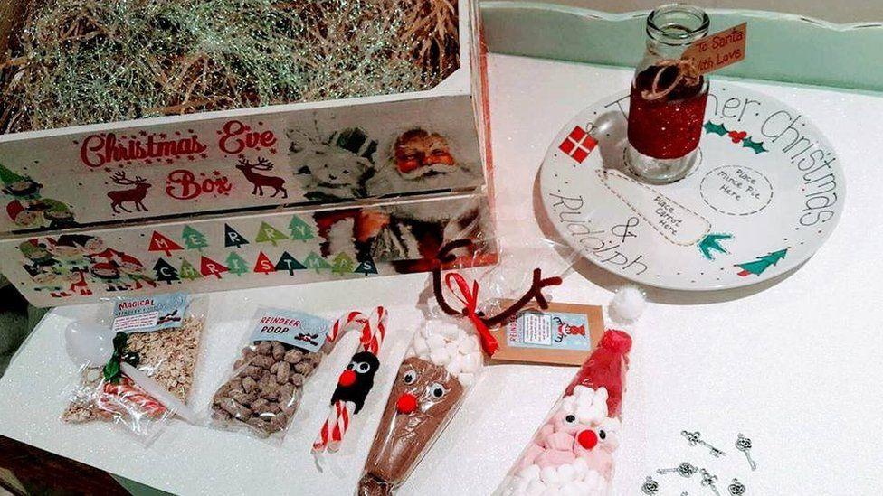 A Christmas Eve box
