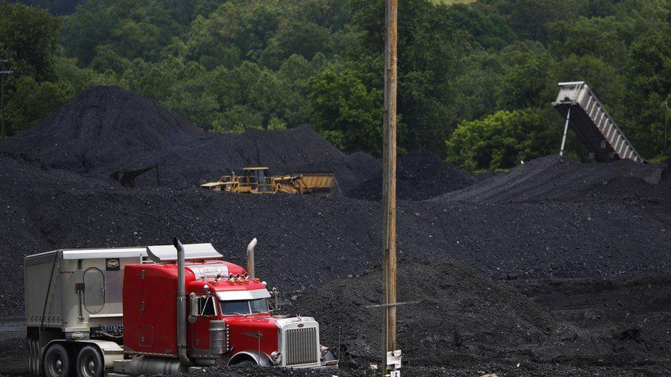 Mining site
