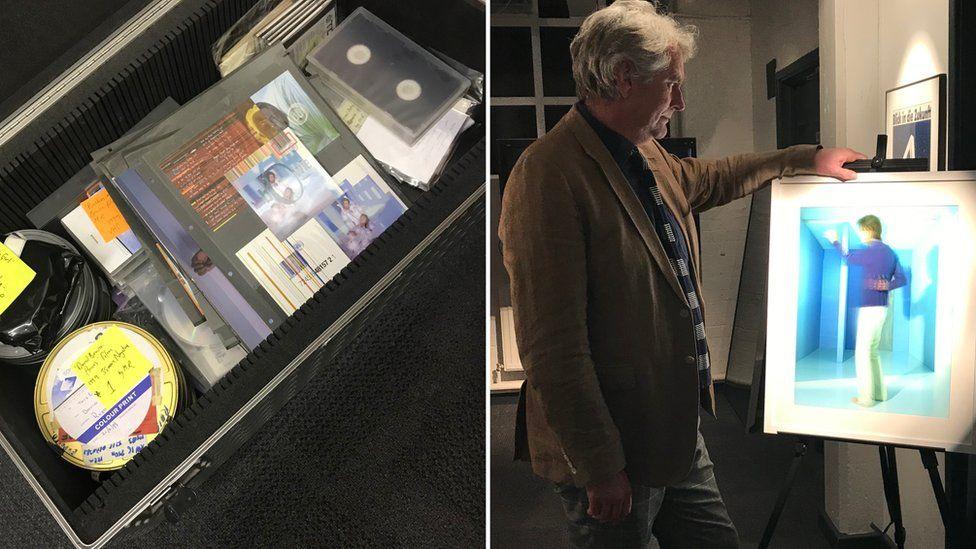 David Bowie film and Prof Martin Richardson