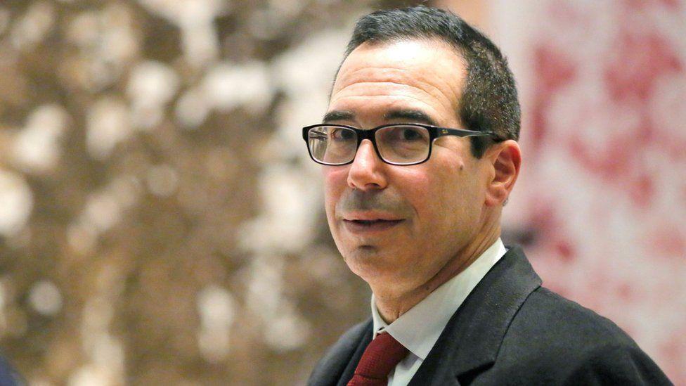 Former US Treasury secretary