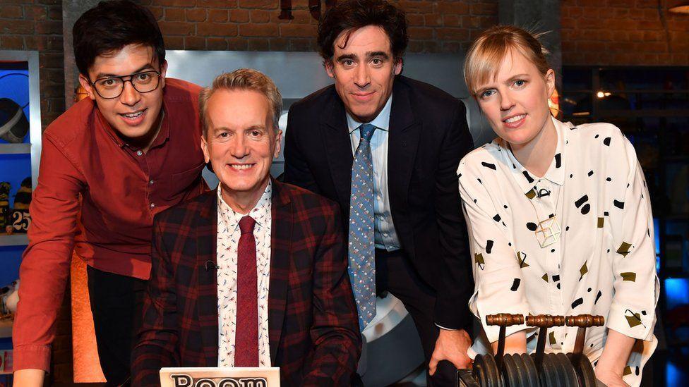 Room 101: Phil Wang, Frank Skinner, Stephen Mangan and Holly Walsh
