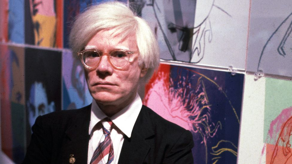 Andy Warhol, 1980