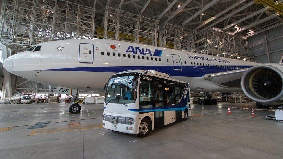 Navya bus