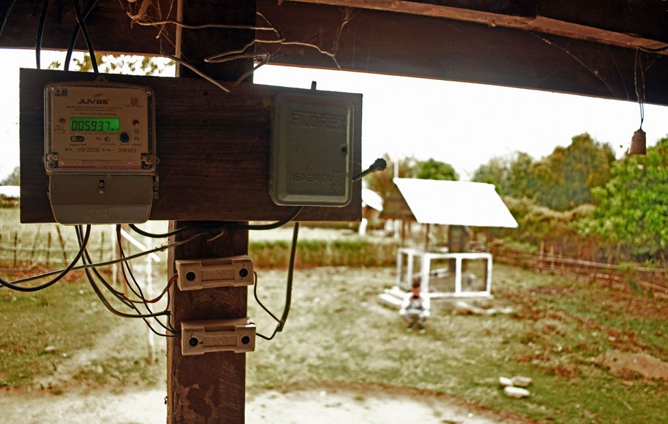 India's 'last electrified village' Leisang still fighting