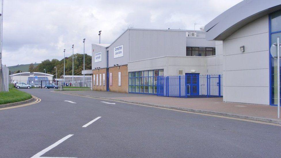 Carmarthen Leisure Centre