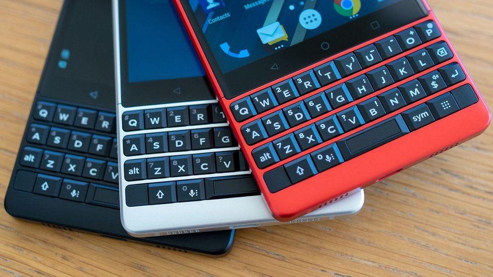 BlackBerry Mobile smartphones