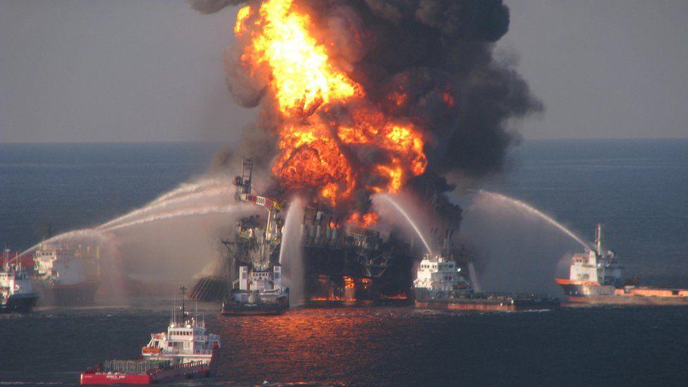 Deepwater Horizon oil disaster