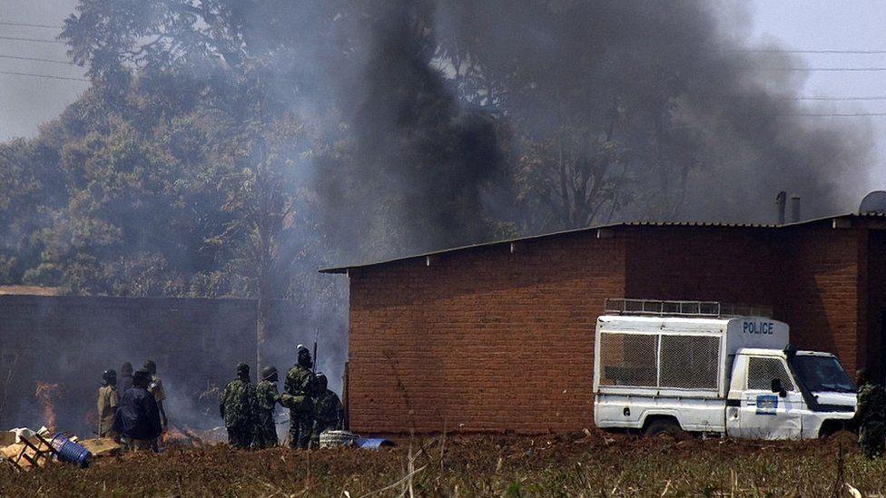 """La police malawite accusée """"d'exécutions sommaires"""""""