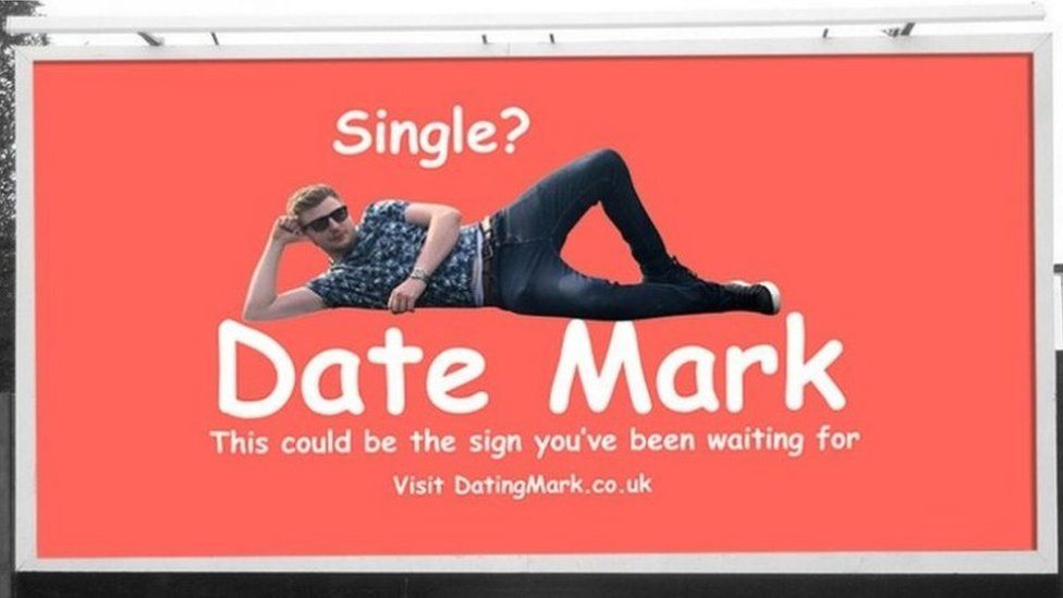 Mark Rofe's billboard