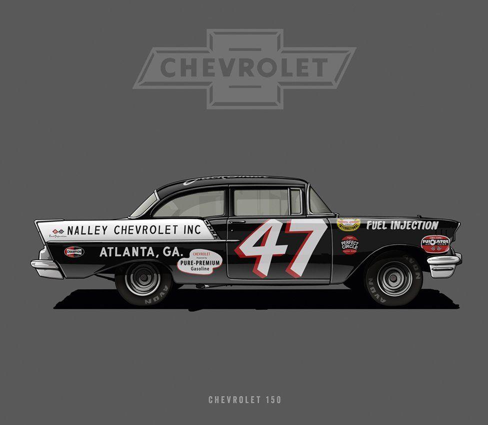 "Chevrolet 150 - ""Black Widow"""