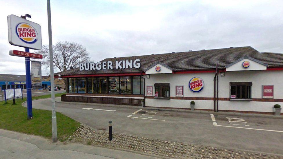 Burger King in Elgin