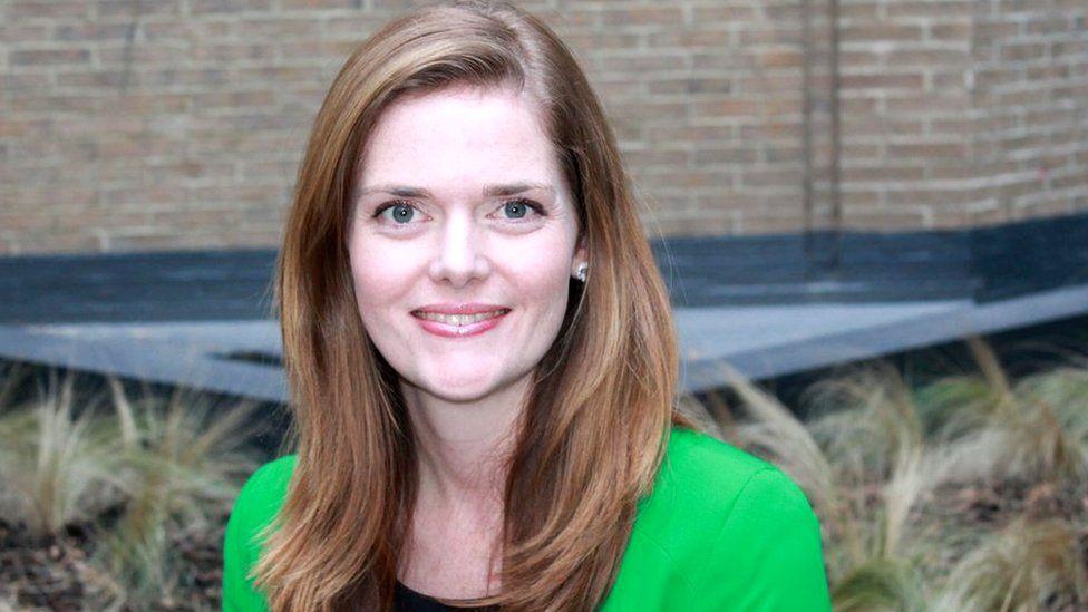 Applied boss Kate Glazebrook