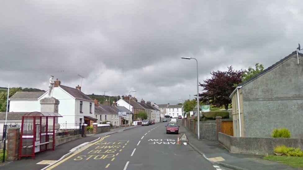 Heol Newydd