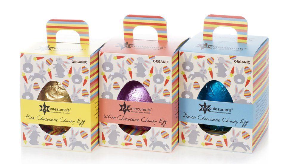 Montezuma Easter eggs