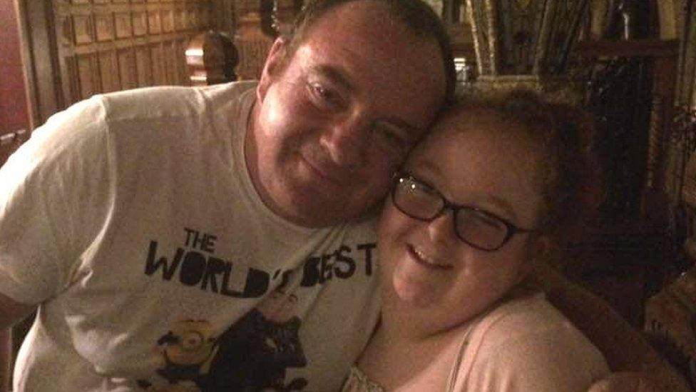 Jim McDonnell and Caoimhe McDonnell