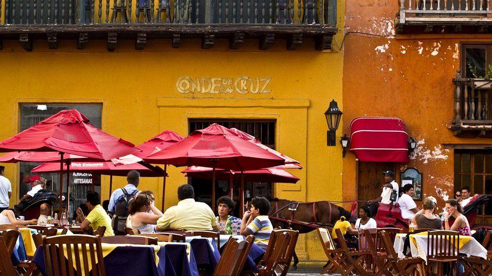 Колумбия - одна из тех стран, где доля иностранцев среди населения очень низка