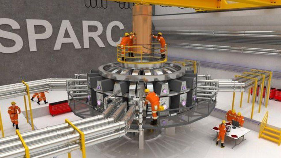 Como cientistas tentam criar 'microssol' na Terra para fornecer energia limpa e ilimitada