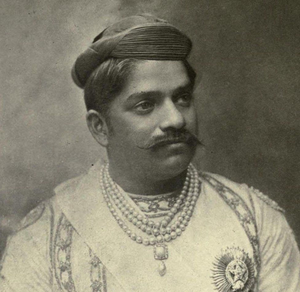Sayaji Rao Gaekwad of Baroda not only funded the nationalist Congress party but engaged with Indian revolutionaries. His state was the source of 'seditionist' literature banned by the British, and he
