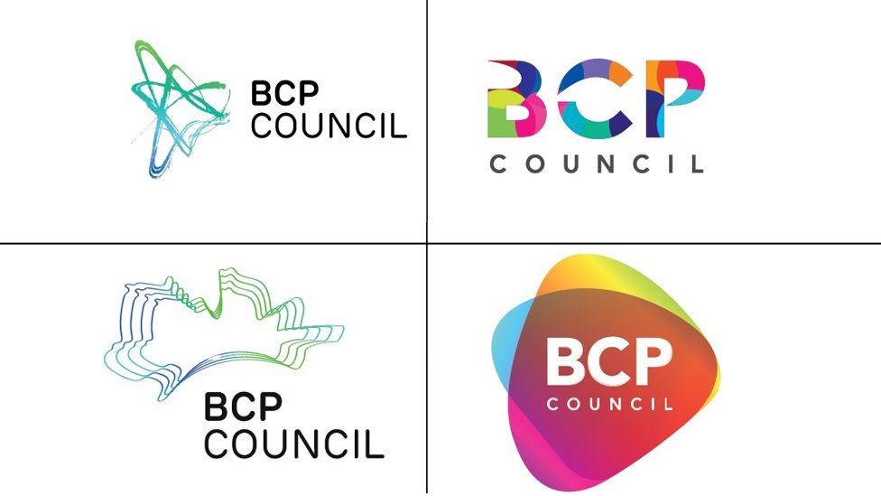 New council logo designs