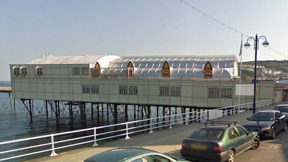 Aberystwyth Royal Pier