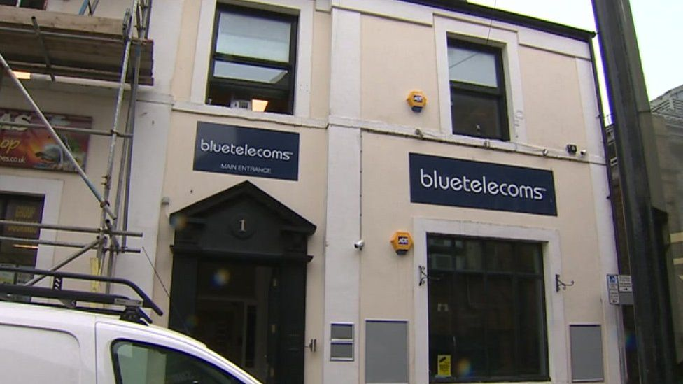 Undercover filming by Channel 4 News at the call centre in Neath claimed the Tories broke electoral law and data protection rules