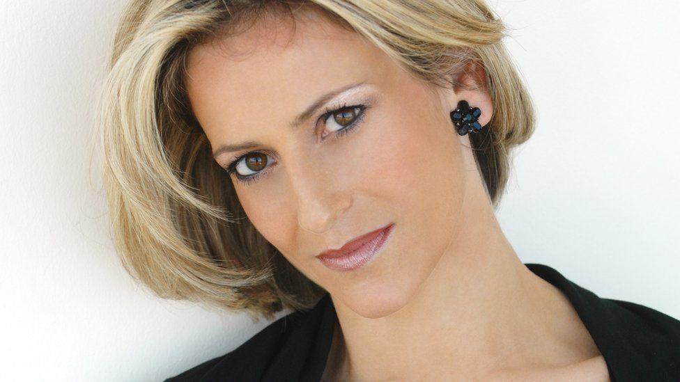 BBC News presenter Emily Maitlis