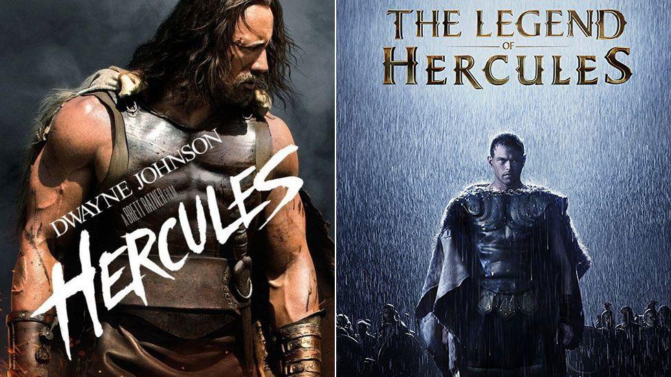 Hercules and The Legend of Hercules