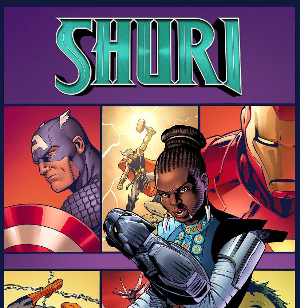 Image of Shuri cover