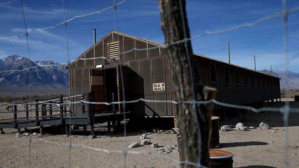 Manzanar prison camp