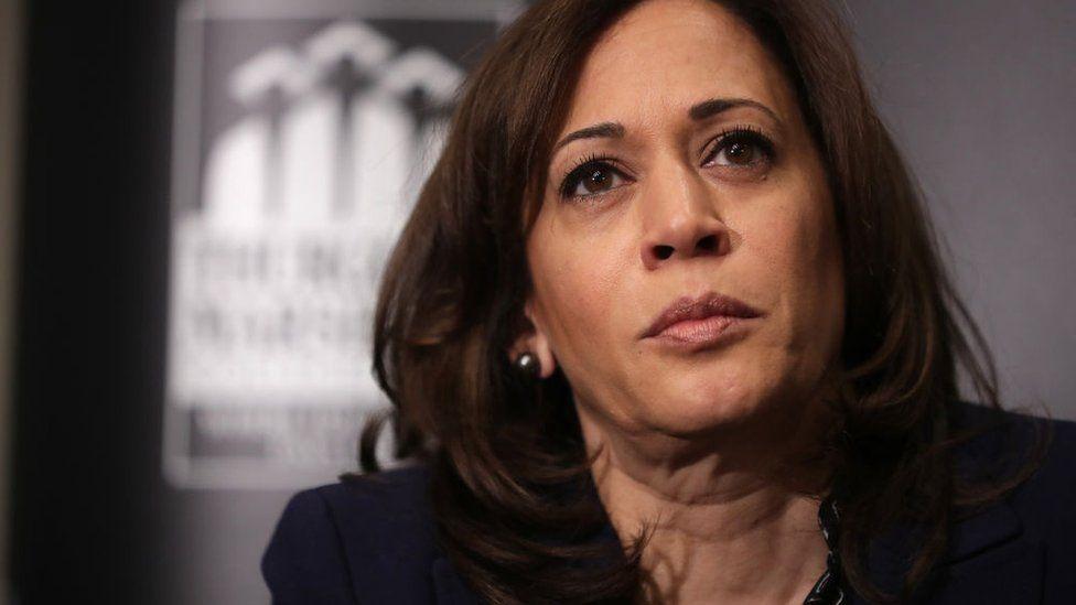 Democratic presidential contender Kamala Harris is among those opposed