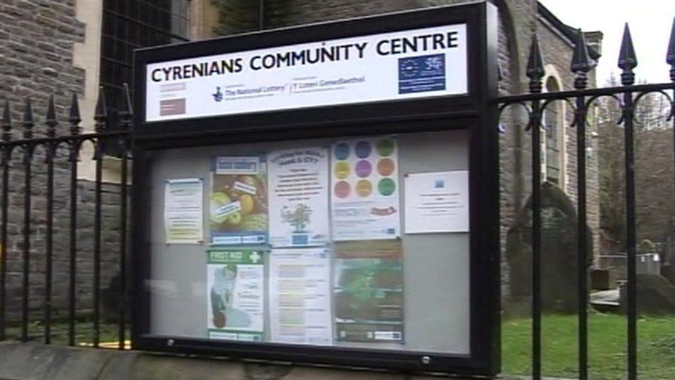 Cyrenians Community Centre