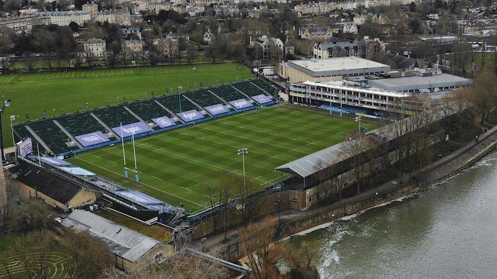 The Rec stadium