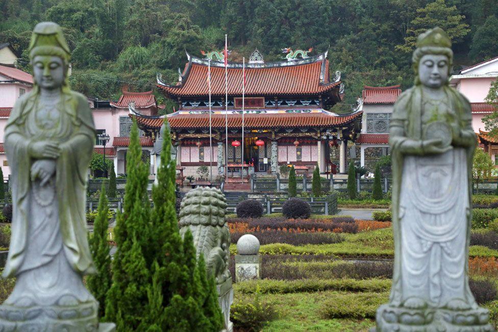 Xi Jiang temple
