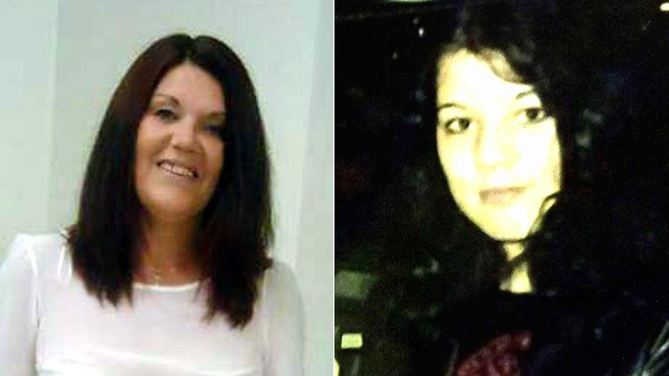 Lynne Freeman, left and Jodie Betteridge