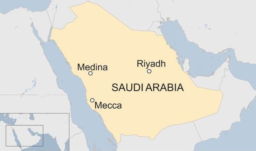 Saudi prisoner 'executed and crucified' - BBC News