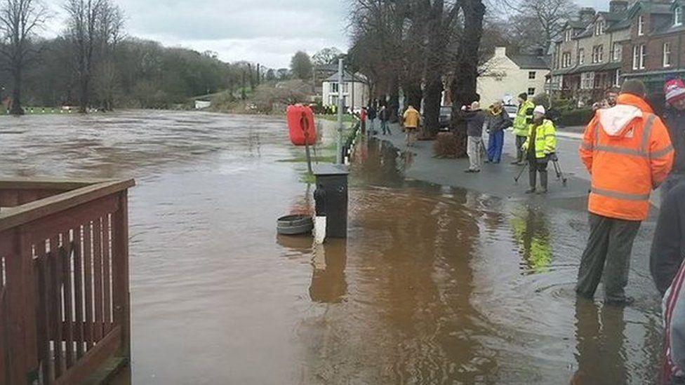 Floods in Appleby