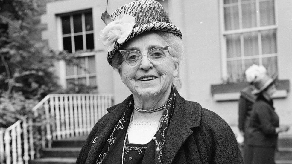 Mrs. Edward Henry (Rose) O'Doherty